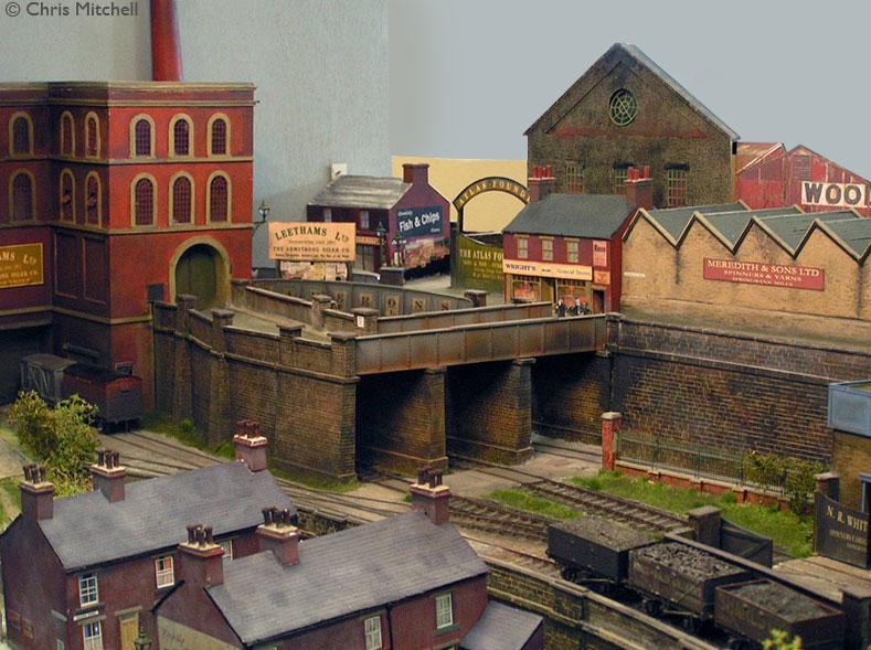 Scalefour Society Model Railway Layout Horsley Bank