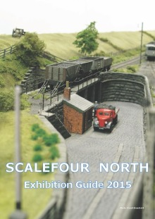 Scalefour North 2015 Show Guide cover image
