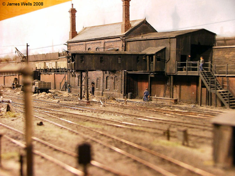 Scalefour Society Model Railway Layout Maindee East