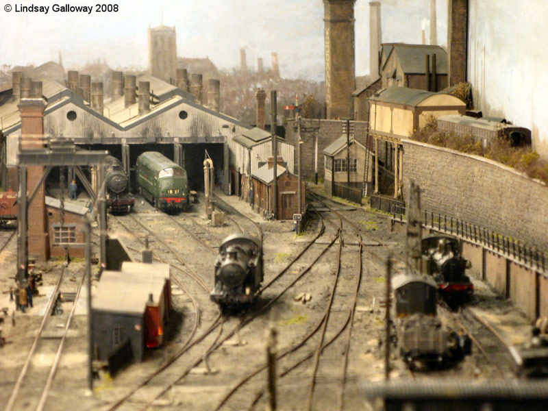 Scalefour Society Model Railway Layout Maindee East